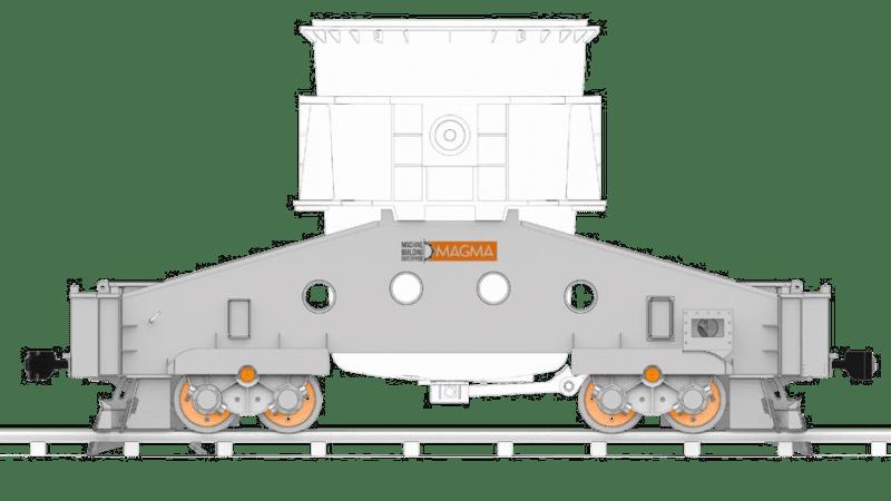 Сталевоз СС-160-2500